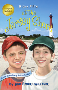 Nicky Fifth at the Jersey Shore Stamp Stops
