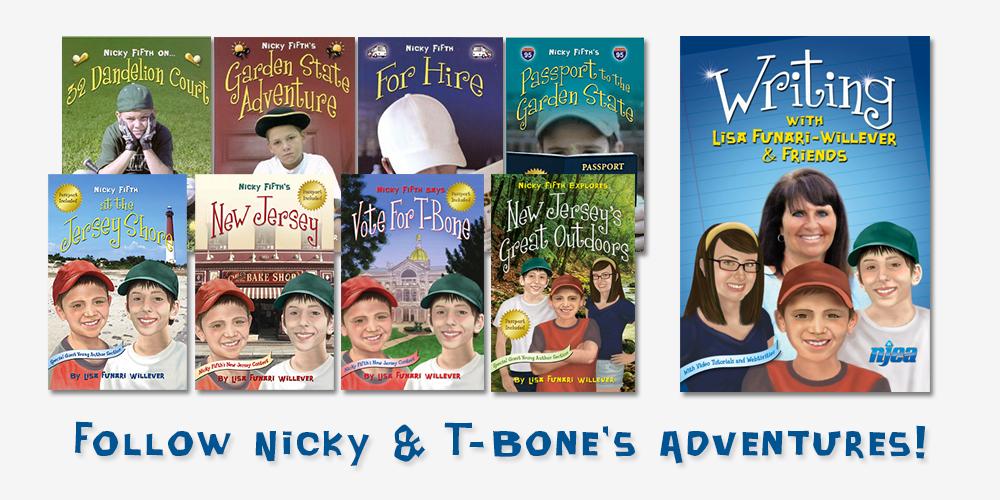 Nicky Fifth Books