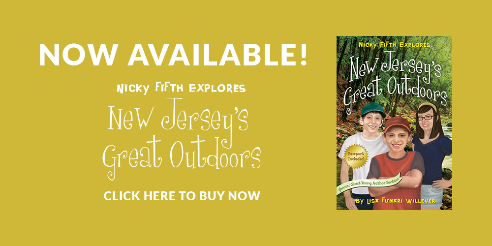 Nicky Fifth Explores the Great Outdoors