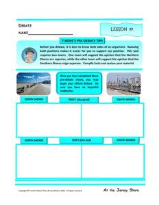 Lesson 29 W.4.1, W.4.7, W.4.9, SL.4.1