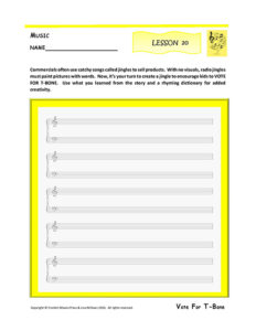 Lesson 20 W.4.4, SL.4.5