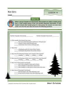 Lesson 26 RI.5.7, SL.5.1