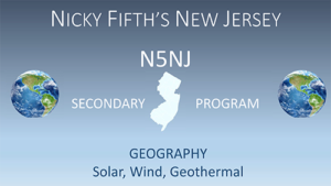 Solar, Wind, Geothermal