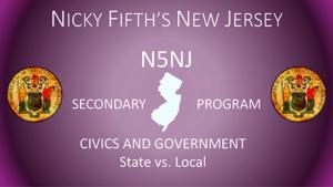 State vs Local