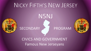 Famous New Jerseyans