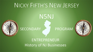 History of NJ Businesses